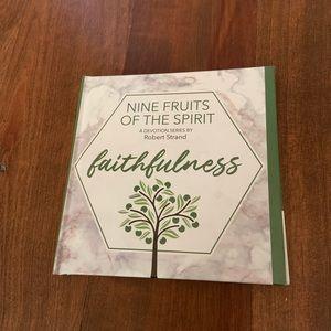 Books, Nine Fruits of the Spirit Faithfulness